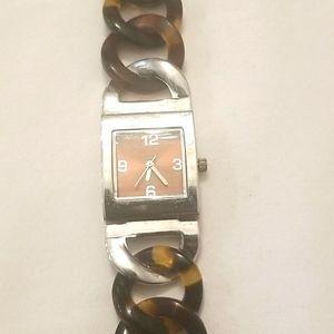 TORTIOSE Banded Ladies Bracelet Watch